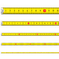 Measure tape Royalty Free Stock Photos