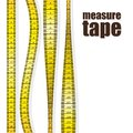 Measure tapes Royalty Free Stock Photo