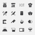 Measurement tools icon pack Royalty Free Stock Photo