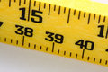 Measurements close Royalty Free Stock Photography
