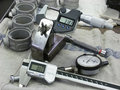Measuring instruments Stock Photo
