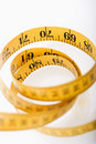 Measuring tape. Stock Image