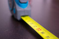 Measuring tool in centimeters Royalty Free Stock Photos