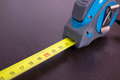 Measuring tool in centimeters Stock Photos