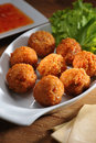 Meat Ball Royalty Free Stock Photos