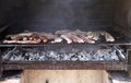Meat barbacue Royalty Free Stock Photo