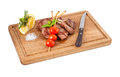 Meat dish. Royalty Free Stock Photo