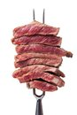 Meat fork Royalty Free Stock Photo