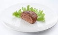 Meat rissole Royalty Free Stock Photo