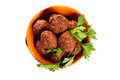 Meatballs Fotografia de Stock Royalty Free