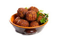 Meatballs Fotos de Stock Royalty Free