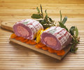 Meatloaf Royalty Free Stock Images