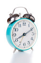 Mechanical alarm clock Royalty Free Stock Photo