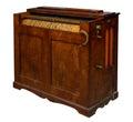 Mechanical organ Brugger Royalty Free Stock Photo