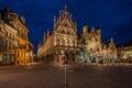 Mechelen, Grote Markt Royalty Free Stock Photo