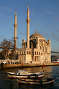 Mecidiye cami Royalty Free Stock Photo