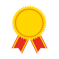 Medal price winner award Royalty Free Stock Photo