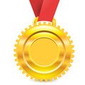 Medal a symbol of awards achievement championship Stock Photos