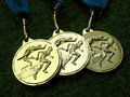 Medals 2 Stock Photography