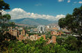 Medellin Royalty Free Stock Photography