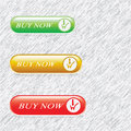 Media buttons Royalty Free Stock Images
