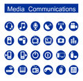 Media Communications Royalty Free Stock Image
