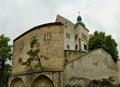 Mediaeval castle Buchlov Royalty Free Stock Photo