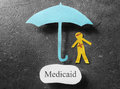 Medicaid healthcare concept Royalty Free Stock Photo