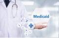 Medicaid Royalty Free Stock Photo