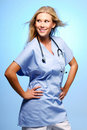 Medical assistant Royalty Free Stock Photography