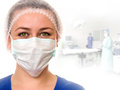Medical assistant Royalty Free Stock Photo