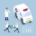 Medical care concept Royalty Free Stock Photo