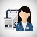 Medical care design health care icon flat illustration concept with vector eps graphic Royalty Free Stock Image