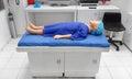 Medical child dummy Royalty Free Stock Photo