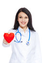 Medical doctor woman Stock Photos
