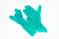 Medical Gloves Royalty Free Stock Photo