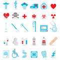 Medical icon  vector set Royalty Free Stock Photo