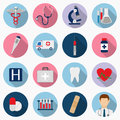 Medical icons set. Healthcare icons. Vector