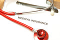 Medical Insurance Royalty Free Stock Photography