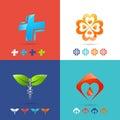 Medical Logo Set