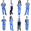 image photo : Medical people