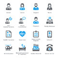Medical Services Icons Set 1 - Sympa Series