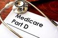 Medicare Part D.