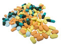 Medications Royalty Free Stock Photo