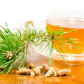 Medicinal decoction Stock Images