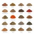 Medicinal and Magical Herbs Royalty Free Stock Photo