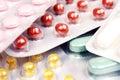 Medicinas Foto de archivo libre de regalías