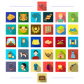 Medicine, hygiene, bank and other web icon in flat style.tourism, business, animal icons in set collection.