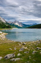 Medicine Lake Royalty Free Stock Photography