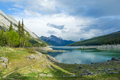 Medicine Lake Royalty Free Stock Photo